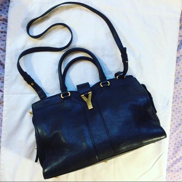 Yves Saint Laurent Handbags - Yves Saint Laurent Handbag Monogram Cabas